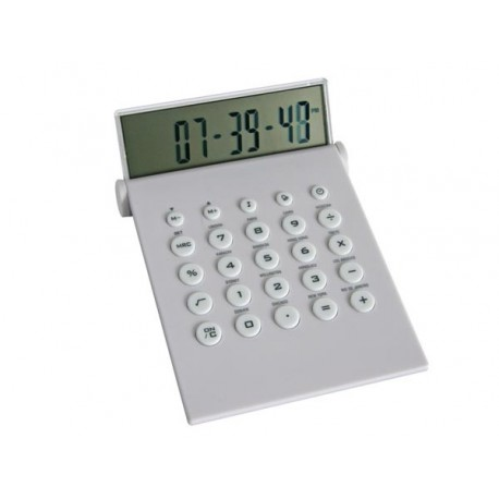 CALCULATRICE AVEC HORLOGE UNIVERSELLE