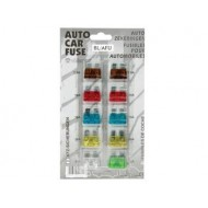 10-PC CAR FUSE SET (7.5-30A)