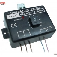 Automate thermostatique-thermostat 12VDC