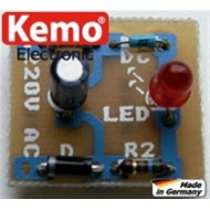Flash-LED 230 V / AC