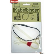 Cable binders 1 set