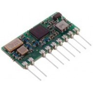 EMISOR-RECEPTOR MINI ASK DATA 433.92MHZ