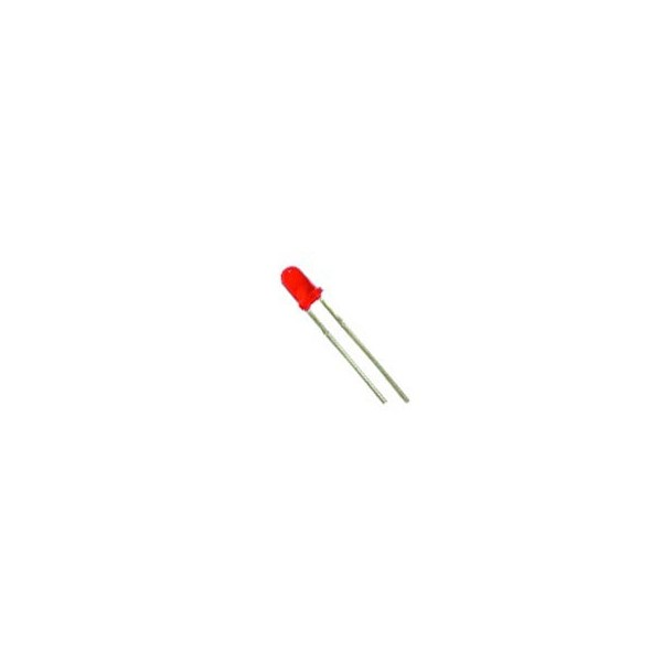 3mm LOW-CURRENT LED RED