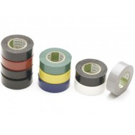 ASSORTED INSULATION TAPES 19mm x 10m (10pcs)