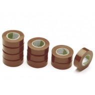 INSULATION TAPE BROWN 19mm x 10m