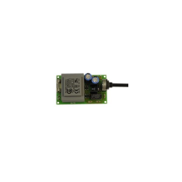 ALIMENTATION REGLABLE 3 à 12V / 400mA