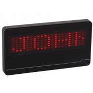 INSIGNIA LED PROGRAMABLE 21 x 7 DOT MATRIX