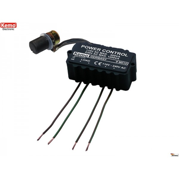 Power Control 110 - 240 V/AC, 1200 VA