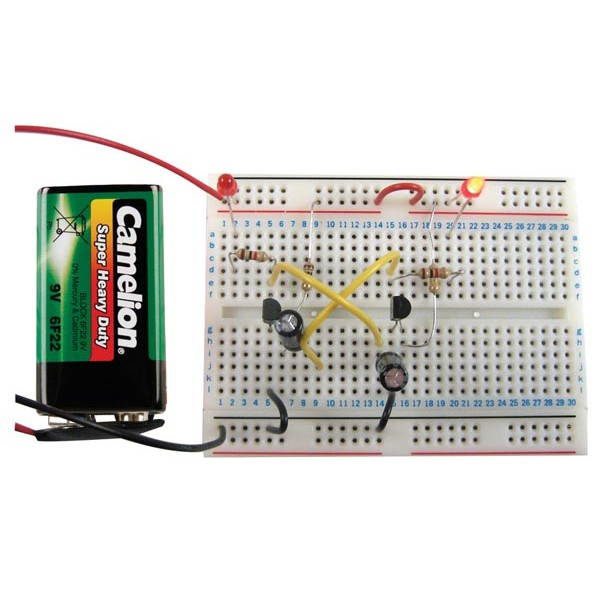 SOLDERLESS EDUCATIONAL STARTER KIT