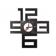 DO IT YOURSELF WALL STICKER CLOCK