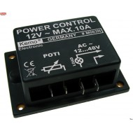 Dimmer 12 - 48 V/AC, max. 10 A