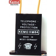 Telephone voltage protection