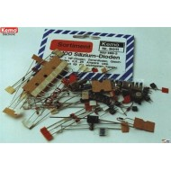 Diodes with data sheet approx. 100 pieces