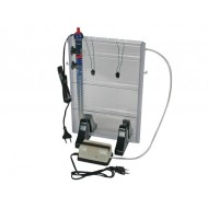 ETCHING TANK WITH AGITATOR AND HEATER