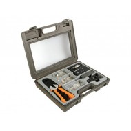 CRIMPING TOOL KIT FOR NETWORK CABLES