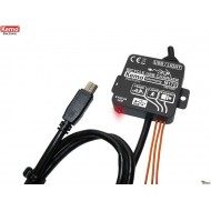 Bicycle charge controller USB
