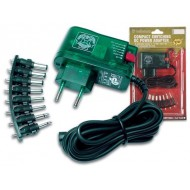 COMPACT SWITCHING POWER SUPPLY 10W WITH SELECTABLE OUTPUT 3 TO 1