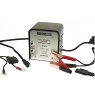 FULLY AUTOMATIC CHARGING SYSTEM FOR LEAD-ACID BATTERIES - 12V /