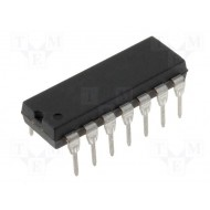 CD4001 - QUAD 2-INPUT NOR GATE