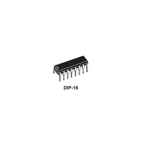 CD4049 - HEX BUFFER (INVERTING)