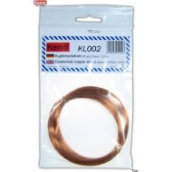 Enamelled copper wire 0,2 mm Ø 115 m