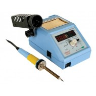 SOLDERING STATION WITH LED & CERAMIC HEATER 48W 150 - 420°C