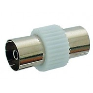 COAXIAL CABLE ADAPTER - FEMALE / FEMALE
