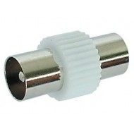 COAXIAL CABLE ADAPTER - MALE / MALE