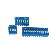 DS-10 - DIP SWITCH 10 POSITIONS