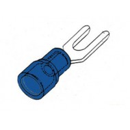 FORKED SPADE BLUE 5.3mm