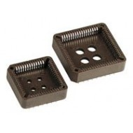 LEADLESS CHIP CARRIER 28P NON-STAGGERED
