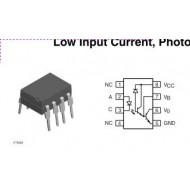 6N138 - OPTO ISOLATOR WITH TRANSISTOR OUTPUT