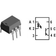 CNX62A - OPTO ISOLATOR WITH TRANSISTOR OUTPUT