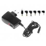 COMPACT SWITCHING POWER SUPPLY 13W WITH SELECTABLE OUTPUT 3 TO 1