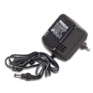 NON-REGULATED SINGLE-VOLTAGE ADAPTER AC INPUT DC OUTPUT 9VDC/500