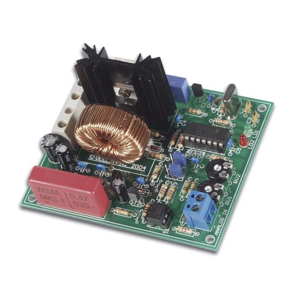 DC CONTROLLED DIMMER