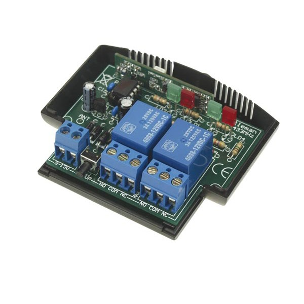 ONE CHANNEL DUAL OUTPUT RECEIVER