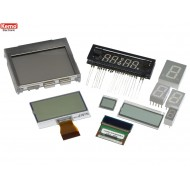Numeric. display LED+LCD, approx. 10 pieces