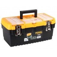 "16"" TOOLBOX WITH METAL LATCHES"