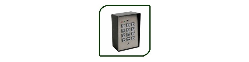 KEYPADS | All products for protecting your home, Internet shopping for the best price | Enovatera