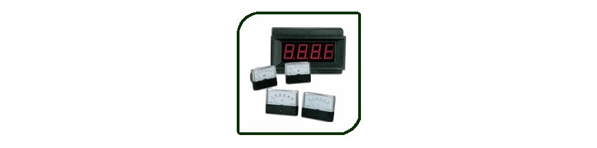 ANALOGUE PANEL METERS | Measuring Instruments Cheap - Discount Sale Multimeter | buy cheap | Enovatera