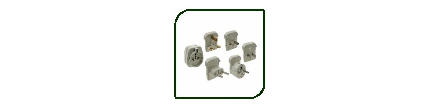 TRAVEL ADAPTERS | Batteries, rechargeable batteries and power accessories at small price | Enovatera.com