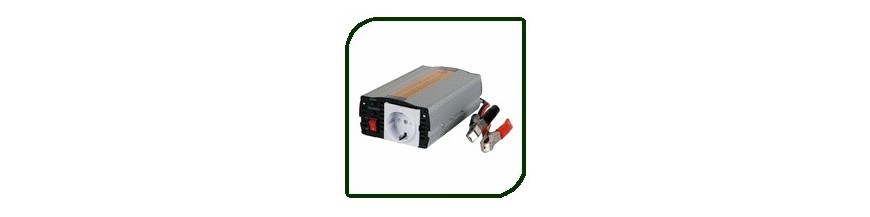 POWER INVERTERS | Batteries, rechargeable batteries and power accessories at small price | Enovatera.com