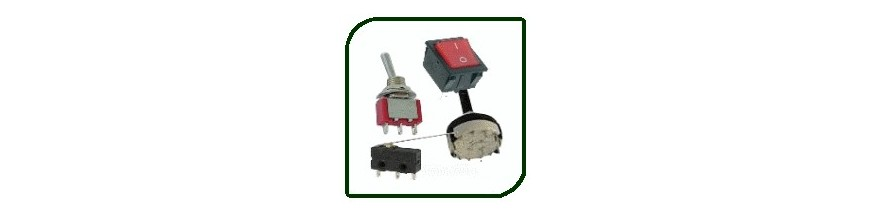 SWITCHES | Electronic Components | Buy / Sell | Enovatera