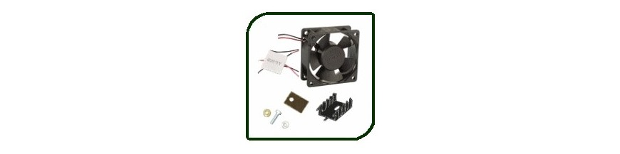 FANS and HEATSINKS | Electronic Components | Buy / Sell | Enovatera