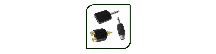AUDIO PLUG ADAPTERS | Electronic Components | Buy / Sell | Enovatera