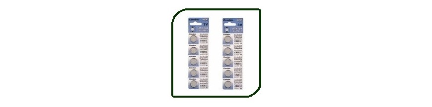 BUTTON CELLS, BUTTON CELL BATTE | Batteries, rechargeable batteries and power accessories at small price | Enovatera.com