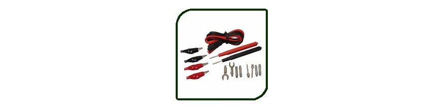 TEST LEADS | Electronic Components | Buy / Sell | Enovatera