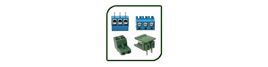 TERMINAL BLOCKS | Electronic Components | Buy / Sell | Enovatera