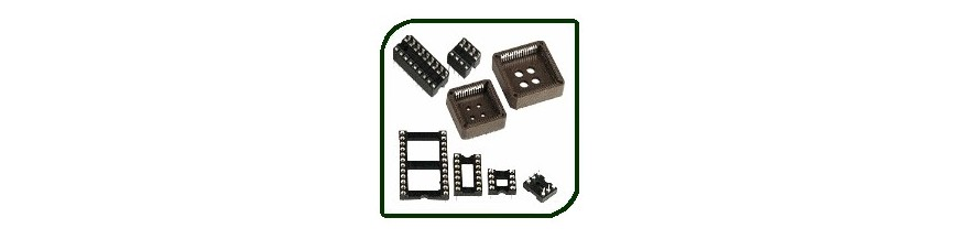 IC SOCKETS | Electronic Components | Buy / Sell | Enovatera